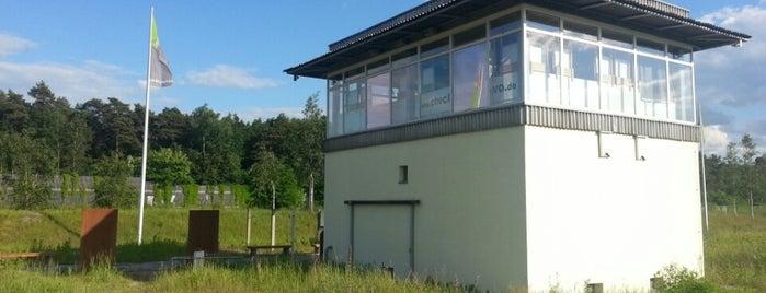 Checkpoint BRAVO is one of Innerdt. Grenze / Berliner Mauer - german border.