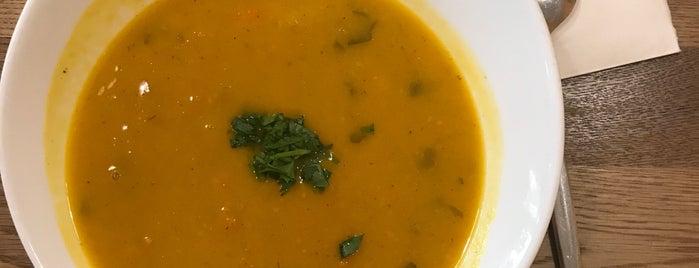 hot pot soup is one of Berlin | Vegane Restaurants.