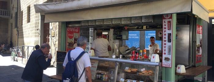 Trippaio di P.za del Mercato Nuovo is one of Florence.