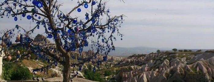 Güvercinlik Vadisi is one of Gezmece ve Yemece.