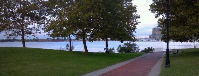 Baltimore's Waterfront Promenade is one of City Paper's :Baltimore Living: Readers Poll '11.
