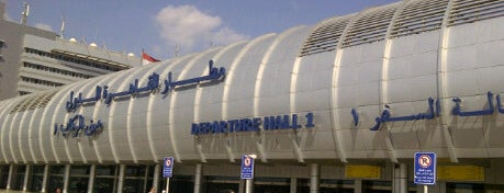 Cairo International Airport (CAI) is one of Airports - worldwide.
