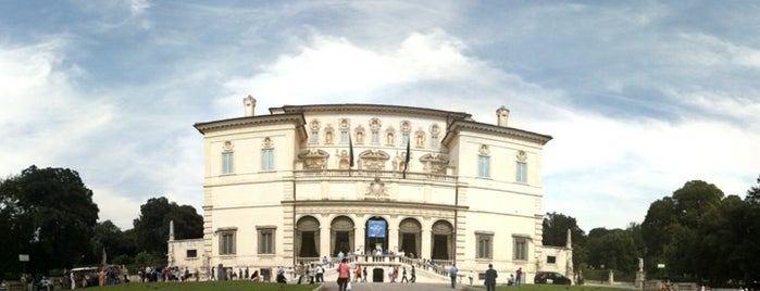 Galleria Borghese is one of Best of World Edition part 2.