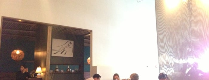 Bonsai Thai & sushi is one of Lukas' South FL Food List!.