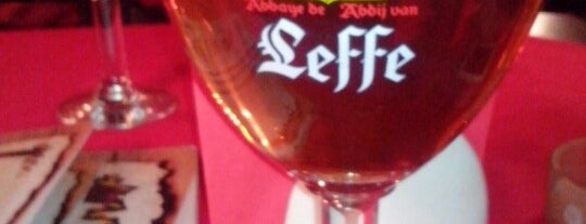 Leffe is one of Novosibirsk TOP places.