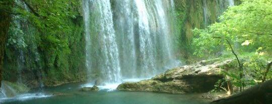 Kurşunlu Şelalesi ve Tabiat Parkı is one of gezginkizin listesi.