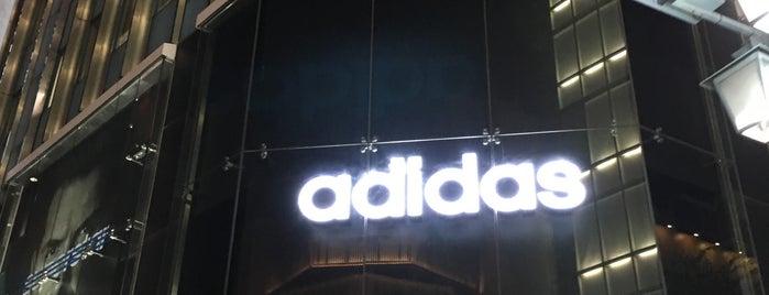 adidasブランドコアストア 新宿 is one of Tokyo🇯🇵.