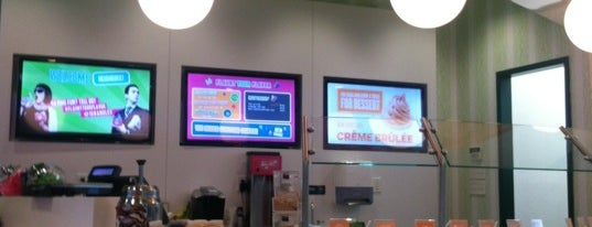 16 Handles is one of Desserts.