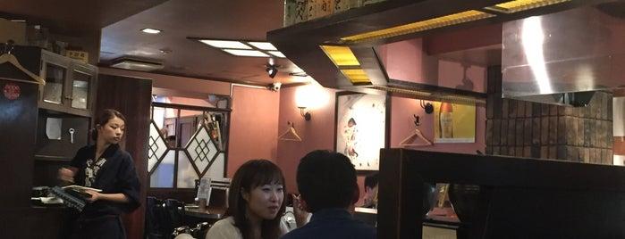 南蛮亭 渋谷ハチ公口店 is one of 渋谷周辺おすすめなお店.