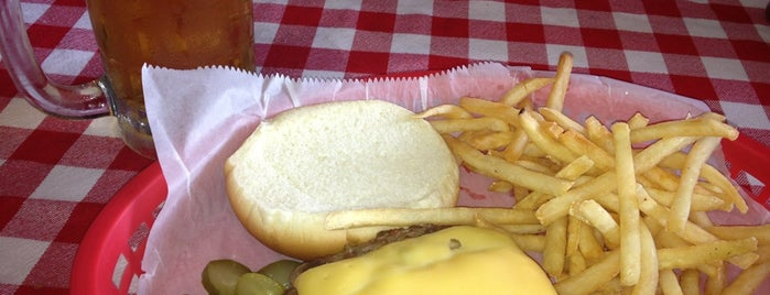 Quatman Cafe is one of Cincy - Food to Try.