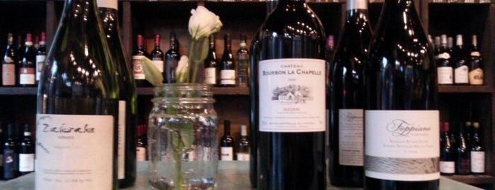 September Wines & Spirits is one of favorites ny.