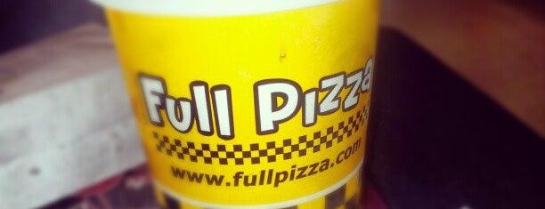 Full Pizza is one of Restaurantes Venezuela.