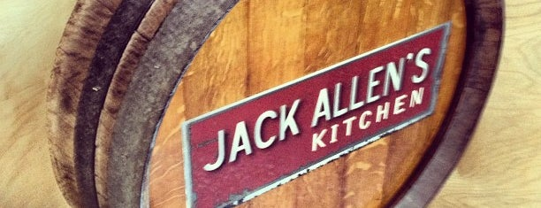 Jack Allen's Kitchen is one of Austin.