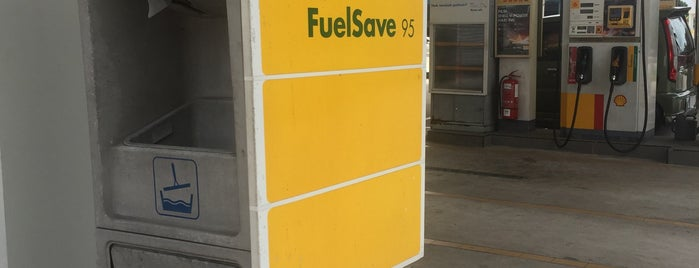 Shell @ Jalan Kluang is one of Fuel/Gas Station,MY #11.