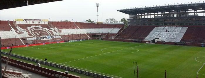 Estadio Ciudad de Lanús - Néstor Díaz Pérez (Club Atlético Lanús) is one of Equipos de 1ra División.