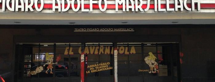 Teatro Fígaro Adolfo Marsillach is one of Teatros de Madrid.