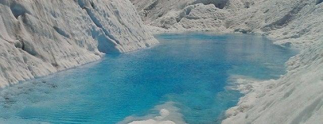 Glaciar Perito Moreno is one of LOBO's.