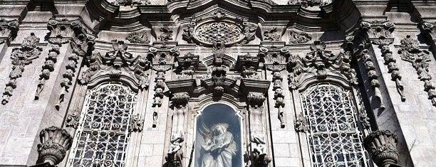 Igreja dos Carmelitas is one of Porto.