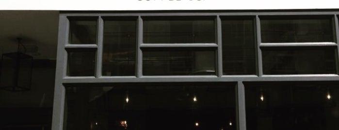 Workshop Coffee Co. is one of Best Coffee Shops in London.