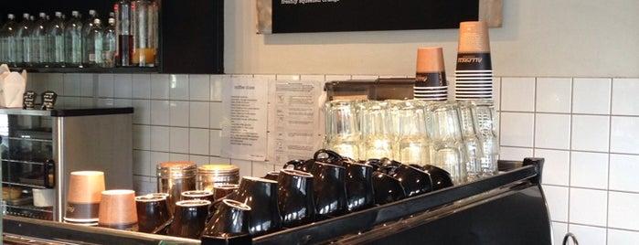 brd (Benson Road Deli) is one of Café's.