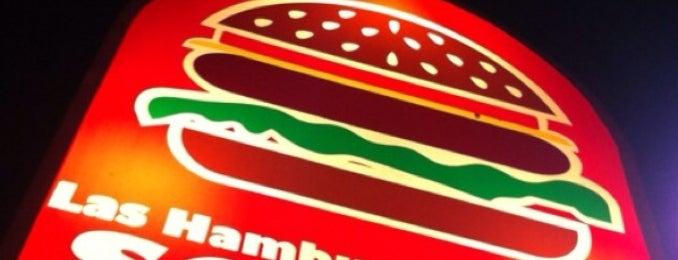 Las Hamburguesas De Sotelo is one of Comida.