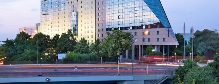 Estrel Hotel Berlin is one of Hotels.