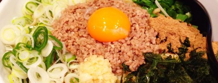 キラメキノトリ is one of 兎に角ラーメン食べる.