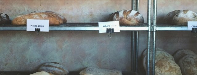 Bread Garden is one of New food spots to try.