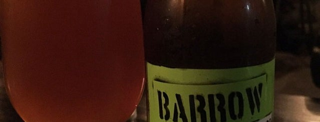 Barrio Cellar is one of Sydney Bars and Tapas Style Food.