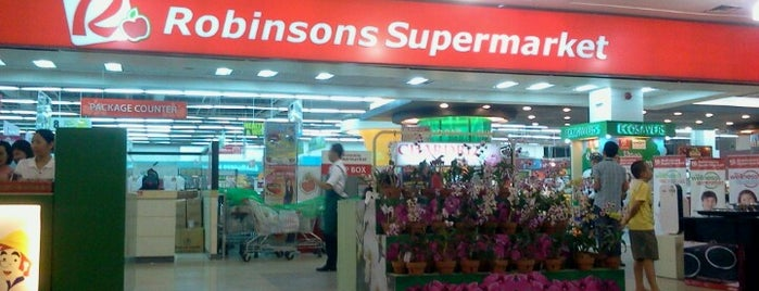 Robinsons Supermarket is one of Frequent.