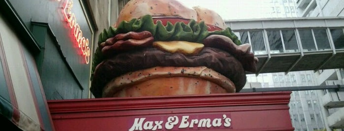 Max & Erma's is one of Restaurants in and around East Pittsburgh.