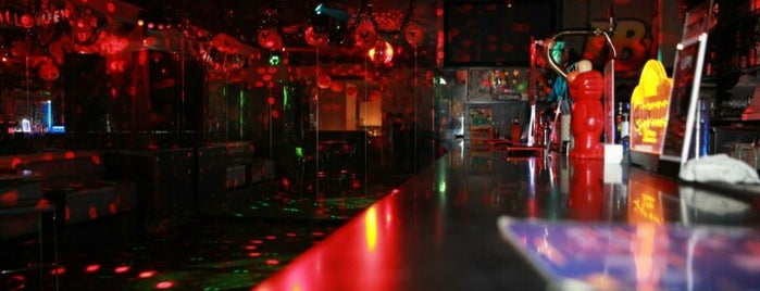 IBEX TOKYO is one of Clubs/Dances/Music Spots.