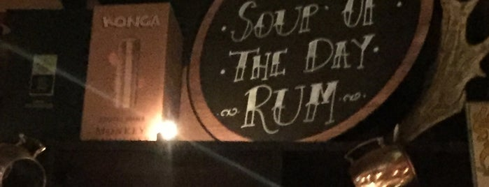 Rum Diary Bar is one of Melb bars.