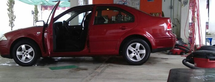 cami car wash is one of San Cristobal.