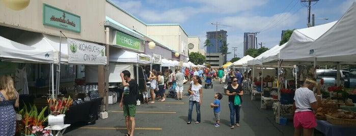 Kaka'ako Farmers' Market is one of Oahu in 2018.