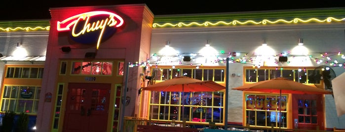 Chuy's Fairfax is one of Restaurants to try.