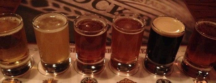 Rock Bottom Restaurant & Brewery is one of Favorite Craft Beer Places - Philly Suburbs.