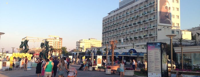Riccione Centro is one of Riviera Adriatica.