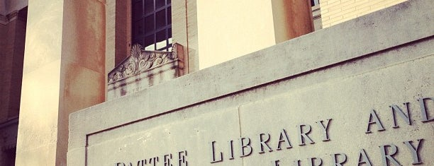 Pattee / Paterno Library is one of University Park.