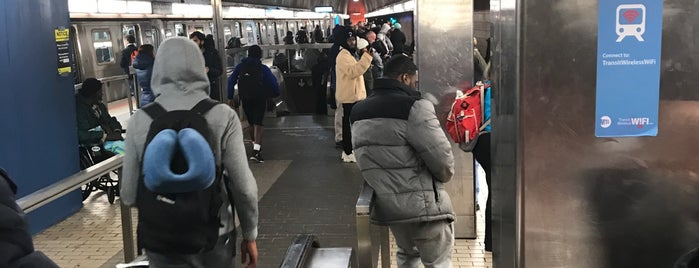 MTA Subway - Sutphin Blvd/Archer Ave/JFK (E/J/Z) is one of Subway Stations.