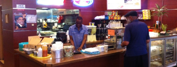 Manna's Soul Food Restaurant is one of Brunch/dining spots.