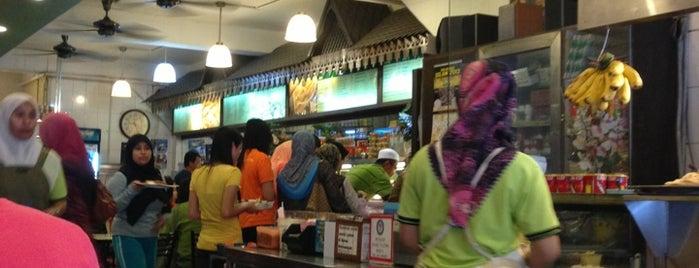Restoran Haslam is one of Must-visit Food in Kuala Lumpur.