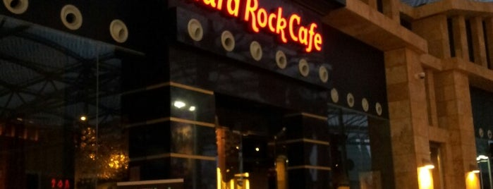 Hard Rock Cafe Sentosa is one of Singapore.