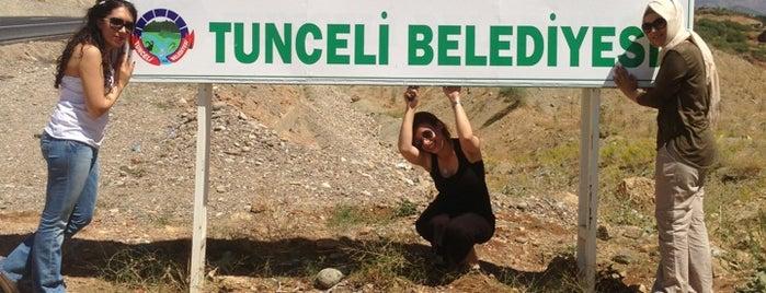 Tunceli is one of Türkiye'nin İlleri.