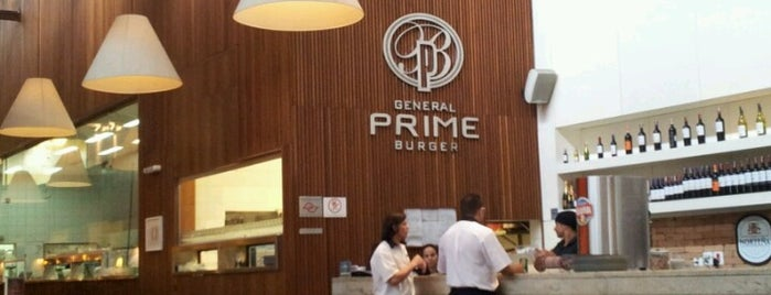 General Prime Burger is one of Must-visit Burger Joints in São Paulo.
