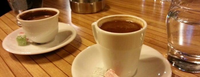 Fincan Cafe is one of Yerler - Antalya.