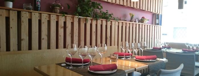 Oceanika Restaurante is one of Restaurantes por descubrir.