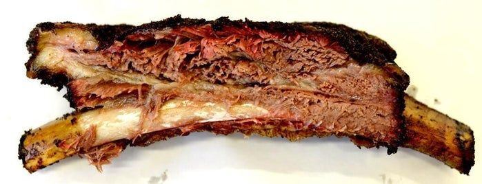 Stanley's Famous Pit Barbecue is one of BBQ Joints in Texas.