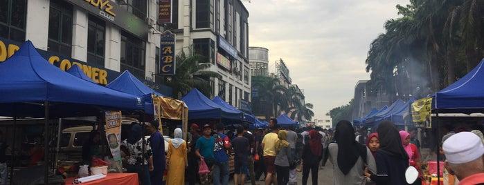 Pasar Ramadhan Puchong Prima is one of Makan @ PJ/Subang (Petaling) #7.