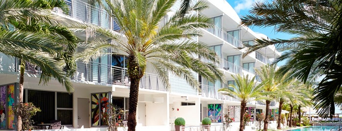 National Hotel Miami Beach is one of Miami - South Beach.